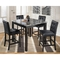 Signature Design by Ashley Maysville 5 Pc. Square Counter Height Dining Set - Image 1 of 2