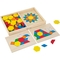 Melissa & Doug Pattern Blocks and Boards Set - Image 2 of 2