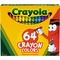 Crayola Classic Color Crayons in Flip-Top Pack with Sharpener 64 Colors - Image 1 of 2