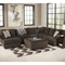 Signature Design by Ashley Jessa Place 3 pc. Sectional Sofa - Image 2 of 3