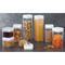 Simply Perfect 8 Pc. Air Tight Canister Set - Image 1 of 2