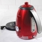 Nostalgia Retro Series 1.7L Stainless Steel Electric Water Kettle with Thermostat - Image 2 of 3