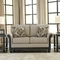 Signature Design by Ashley Blackwood Loveseat - Image 1 of 3