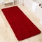 Lavish Home Memory Foam Shag Bath Mat - Image 3 of 3