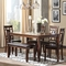 Signature Design by Ashley Bennox Dining Room Table Set with Bench - Image 2 of 3
