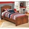 Ashley Barchan Panel Bed - Image 1 of 4