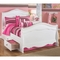 Signature Design by Ashley Exquisite Storage Bed - Image 2 of 4