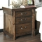 Signature Design by Ashley Lakeleigh Three Drawer Nightstand - Image 2 of 4