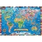 T.S. Shure Map of the World 500 Pc. Wooden Puzzle - Image 2 of 2