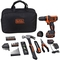 Black & Decker 12V MAX Lithium Ion Drill/Driver 43 pc. Project Kit - Image 1 of 5