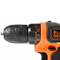 Black & Decker 12V MAX Lithium Ion Drill/Driver 43 pc. Project Kit - Image 3 of 5