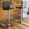Signature Design by Ashley Adjustable Height Swivel Bar Stool 2 Pk. - Image 2 of 4