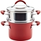 Rachael Ray Cucina Hard Porcelain Enamel Nonstick Multi-Pot with Steamer Set, 3-Qt. - Image 1 of 4