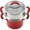 Rachael Ray Cucina Hard Porcelain Enamel Nonstick Multi-Pot with Steamer Set, 3-Qt. - Image 2 of 4