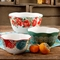 Pioneer Woman Blossom Jubilee 3 Pc. Nesting Bowl Set - Image 2 of 2