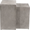 Zuo Modern Mom Nesting Cement Side Table - Image 3 of 4