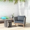 Zuo Modern Mom Nesting Cement Side Table - Image 4 of 4