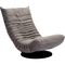 Zuo Modern Down Low Swivel Chair - Image 1 of 4