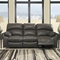 Ashley Dunwell Power Reclining Sofa with Power Headrest - Image 1 of 4